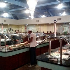Photo taken at Grand China Buffet by Melissa M. on 11/22/2013