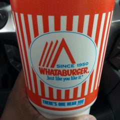 Photo taken at Whataburger by F.L. D. on 10/8/2012