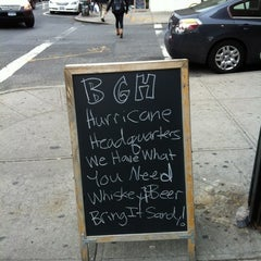 Photo taken at Bar Great Harry by Barbara O. on 10/28/2012