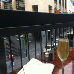 Photo taken at Rakinos Bar by HaeJin on 12/17/2012