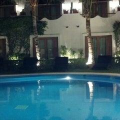 Photo taken at La Azotea by Ben C. on 12/17/2012