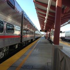 Photo taken at San Jose Diridon Caltrain & Amtrak Station by Masahiro I. on 5/31/2013