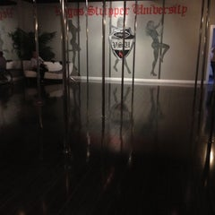 Photo taken at Las Vegas Stripper Poles Dance Studio by Mary on 10/30/2012