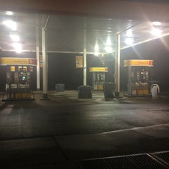 Photo taken at Shell by Brittney H. on 12/19/2012