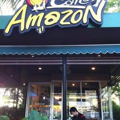 Photo taken at Café Amazon (คาเฟ่ อเมซอน) by yinkzie p. on 5/22/2013