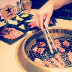 Photo taken at Gyu-Kaku Japanese BBQ by Xira D. on 5/27/2013