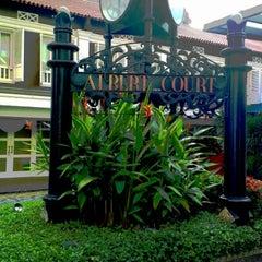 Photo taken at Albert Court Village Hotel by Joseph B. on 11/10/2012