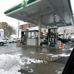 Photo taken at BP by Jimmy L. on 11/8/2012