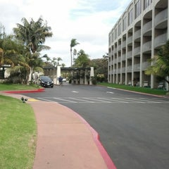 Photo taken at Bahia Resort Hotel - San Diego by Rich G. on 1/10/2013