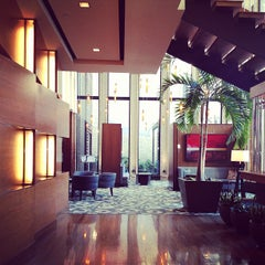 Photo taken at The Highland Dallas, Curio Collection by Hilton by John S. on 1/20/2013