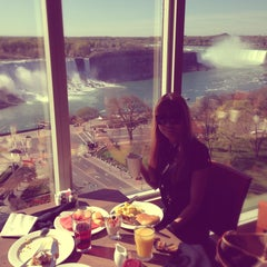 Photo taken at Sheraton on the Falls Hotel by Miranee on 5/4/2013