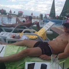 Photo taken at Spa Hotel Exotic Markovo by 👑♏️Gencay on 5/25/2013