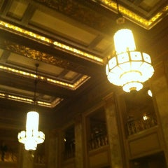 Photo taken at Peabody Opera House by Lauren N. on 1/11/2013