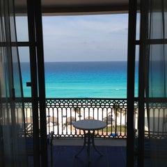 Photo taken at The Ritz-Carlton, Cancun by Jim on 5/14/2013
