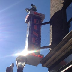 Photo taken at City Diner at the Fox by Kevin B. on 9/2/2013