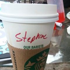 Photo taken at Starbucks by STEFCON 1 on 3/1/2015