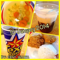 Photo taken at Texas Chicken by Erny W. on 1/10/2014