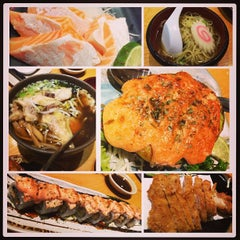 Photo taken at Sushi Tei by Erny W. on 3/22/2013
