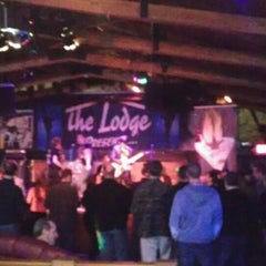 Photo taken at The Lodge at Four Lakes Bar & Grill by Rick A. on 1/25/2014