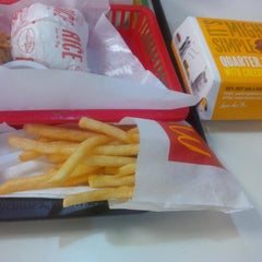 Photo taken at McDonald's by Ace G. on 2/18/2014