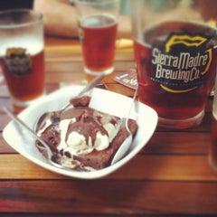 Photo taken at Sierra Madre Brewing Co. Pub by Ale G. on 10/12/2012
