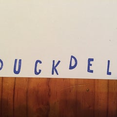 Photo taken at DUCKdeli by Tịt on 9/10/2014