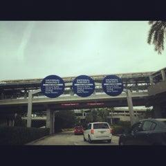 Photo taken at Universal Orlando Resort Parking Complex by Darina B. on 11/13/2012