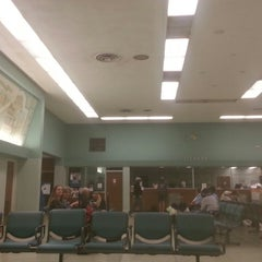Photo taken at Amtrak Station by Allison L. on 10/24/2014