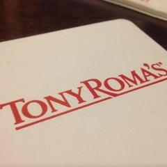 Photo taken at Tony Roma's by Adrian on 2/2/2013