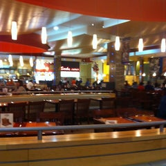 Photo taken at Food Court at Oakridge Mall by Craig on 10/31/2012