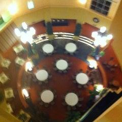 Photo taken at Crowne Plaza Portland-Lake Oswego by Craig on 10/26/2012