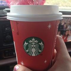 Photo taken at Starbucks by Megan H. on 12/6/2012