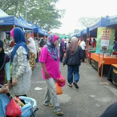 Photo taken at Shah Alam Sect 17 by Tujuh B. on 1/19/2013