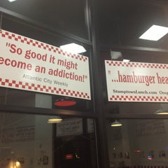 Photo taken at Five Guys by Lionel on 2/16/2013