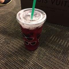 Photo taken at Starbucks by Atheer on 7/21/2015