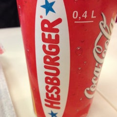 Photo taken at Hesburger by Сергей on 1/4/2013