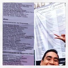 Photo taken at Universidad Euro Hispanoamericana by Erick Rafael B. on 7/4/2015