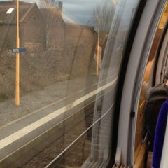 Photo taken at Gare SNCF de Fretin by Anderson on 12/29/2012