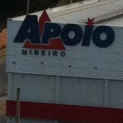 Photo taken at Apoio Mineiro by Guilherme on 10/7/2012