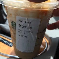 Photo taken at Starbucks by Kris L. on 8/5/2015