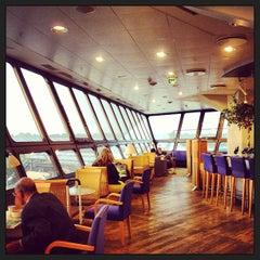 Photo taken at British Airways Terraces Lounge by David D. on 5/19/2013