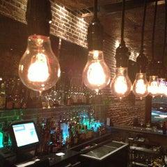 Photo taken at Mompou Tapas Bar & Lounge by Visit i. on 7/19/2013