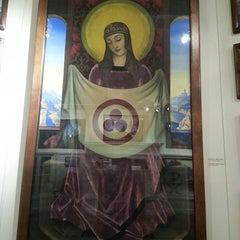 Photo taken at Nicholas Roerich Museum by Anya B. on 1/8/2015