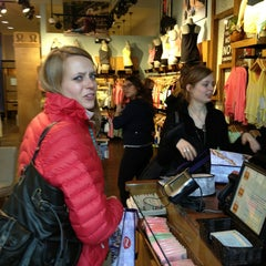 Photo taken at lululemon athletica by Amy on 3/15/2013