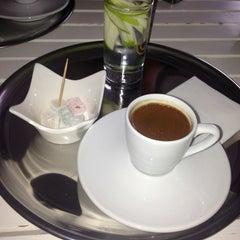 Photo taken at West Cafe by Yeşim on 12/30/2012