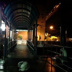 Photo taken at ท่าเรือสาทร (ตากสิน) Sathorn (Taksin) Pier CEN by LiBra G. on 3/12/2013