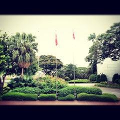 Photo taken at Nanyang Technological University (NTU) by Eka Antonius K. on 10/26/2012