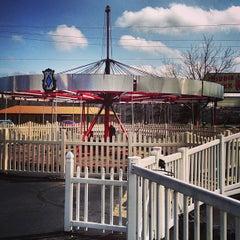 Photo taken at Memphis Kiddie Park by Scott W. on 3/23/2013