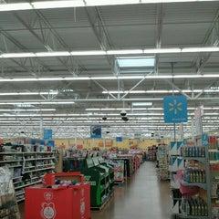 Photo taken at Walmart Supercenter by Elliot on 11/25/2012