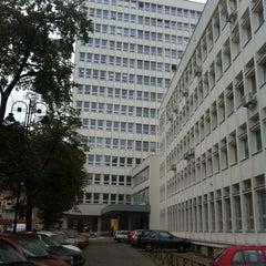 Photo taken at Urząd Wojewódzki by Jarek W. on 10/1/2012